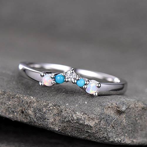 Wrapped Raw Turquoise Band Ring Turquoise Band Ring Turquoise Ring Turquoise Wedding Band Turquoise Band Turquoise Wedding Ring