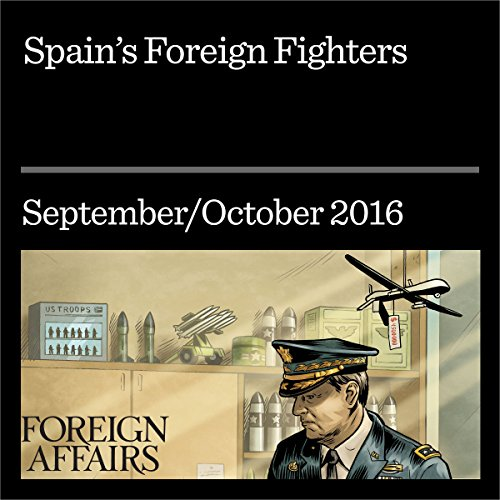 Spain's Foreign Fighters cover art