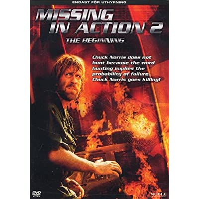 Cheap Missing In Action 2 Uncut Dvd Rental Version Lance Hool With Chuck Norris And Soon Tek Oh Compare Prices For Missing In Action 2 Uncut Dvd