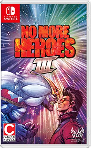 No More Heroes 3 - Standard Edition - Nintendo Switch