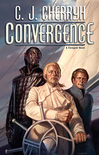 Convergence (Foreigner Book 18)