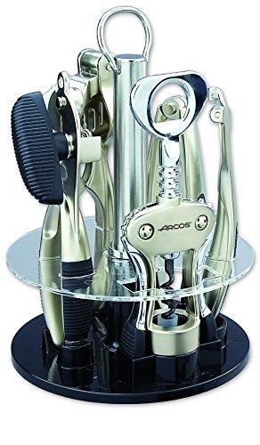 Arcos 604500 - Set de gadgets para cocina (estuche)