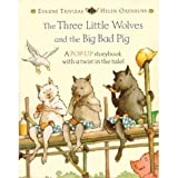The Three Little Wolves and the Big Bad Pig (Mini picture books)