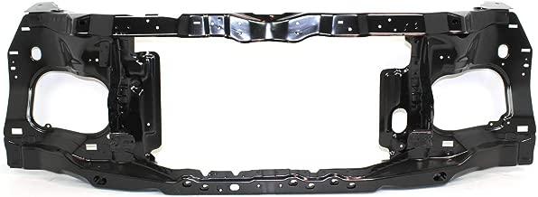 Garage-Pro Radiator Support for GMC CANYON/COLORADO 04-12 / ISUZU PICKUP 06-08 Assembly Black Steel