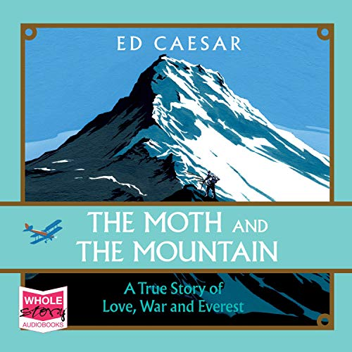 The Moth and the Mountain Titelbild