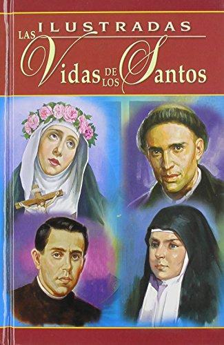 Ilustradas Las Vidas de Los Santos