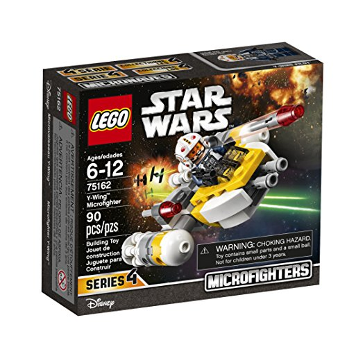 LEGO Star Wars Y-Wing Microfighter 75162 Building Kit