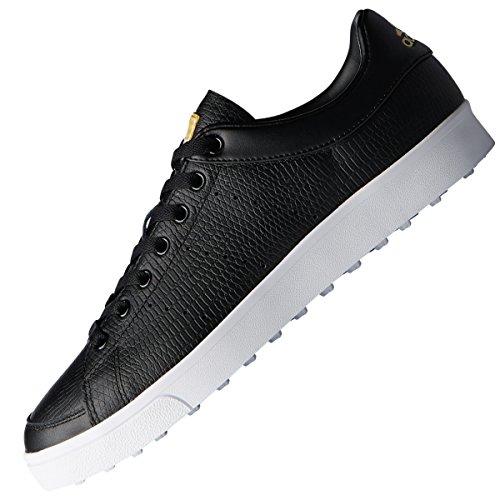 adidas Unisex Jr Adicross Classic Slip On Sneaker, Schwarz F33761, 37 1/3 EU