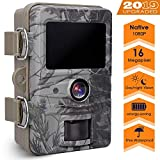 AGM Trail Wildlife Camera IP66 16MP 1080P Trail Camera Cam 0.5s Trigger Speed