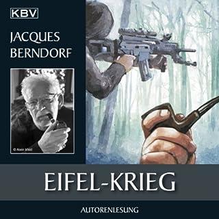 Eifel-Krieg (Eifel Krimi 22) Titelbild