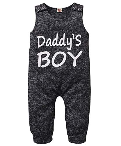 (39% OFF) Daddy's Boy Jumpsuit $5.48 Deal