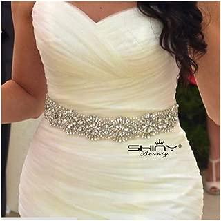 Wedding Sash Ivory Belt Wedding Belt Sash Belt Pearls Belt Rhinestone Belt Belt Rhinestones and Pearls Sash Bridal Sash Wedding Sash Ivory Dress Sash Ra249 -M96