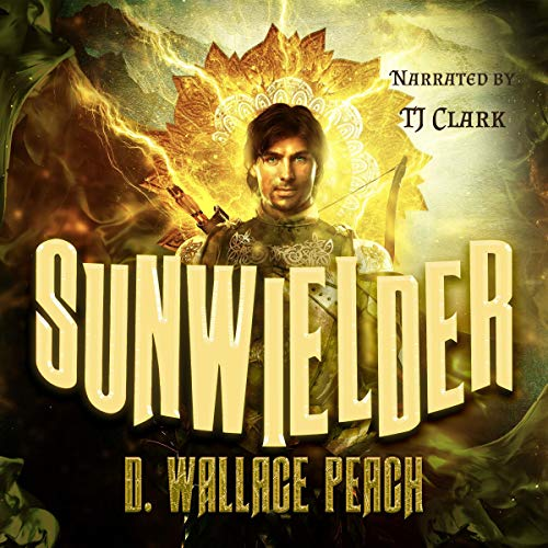 Sunwielder: An Epic Time Travel Adventure Titelbild