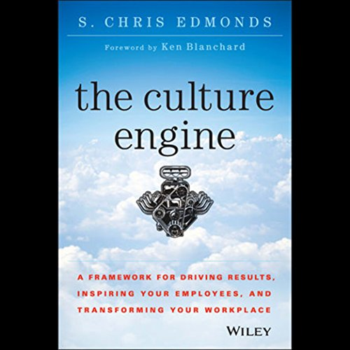 The Culture Engine audiobook cover art