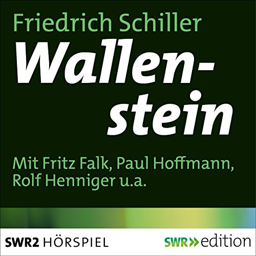 Wallenstein audiobook cover art