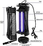 Zoom IMG-1 zanzariera elettrica 6w led lampada
