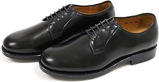 ジャラン スリウァヤ プレーントゥ ブラック ハーフラバーソール(JALAN SRIWIJAYA 98771 BLACK CALF)