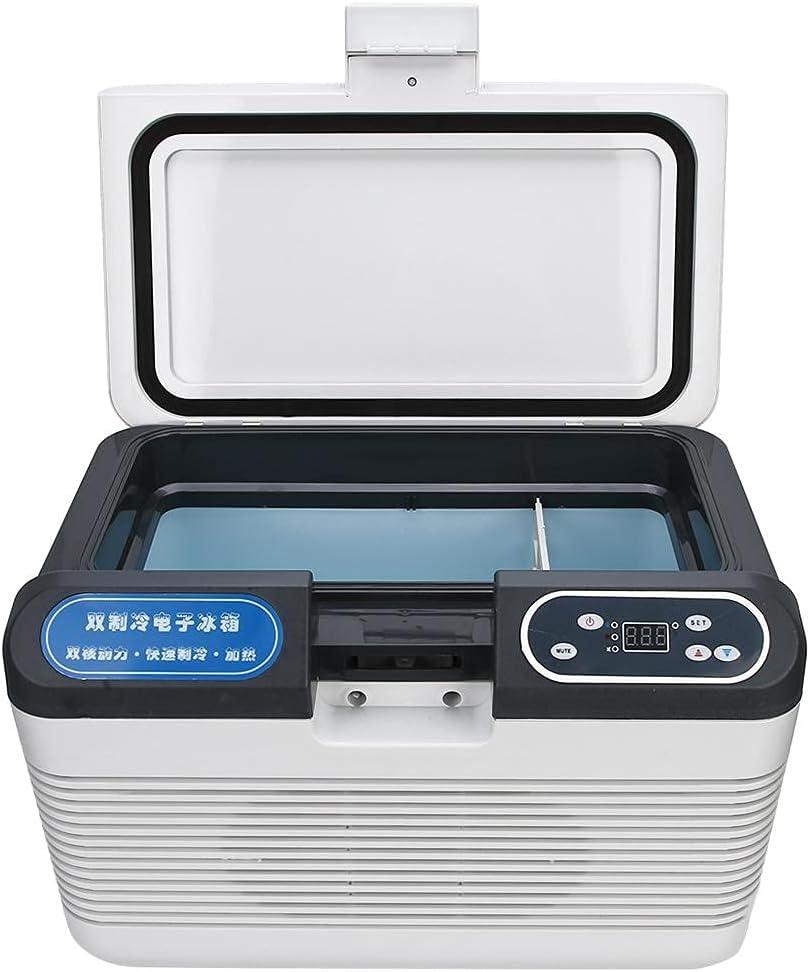 12L storage Cooler Fridge Adjustable Insul Portable Finally Houston Mall popular brand Temperature