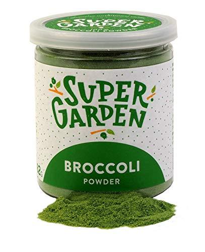 Supergarden Gefriergetrocknetes Gemüsepulver (Brokkoli)