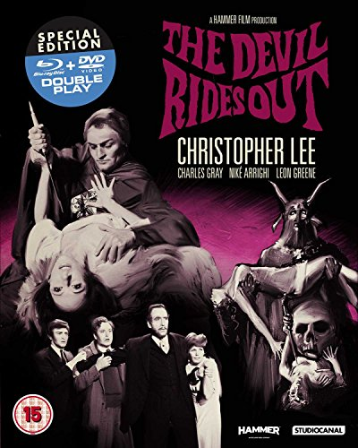 Die Braut des Teufels / The Devil Rides Out ( ) (Blu-Ray & DVD Combo) [ UK Import ] (Blu-Ray)