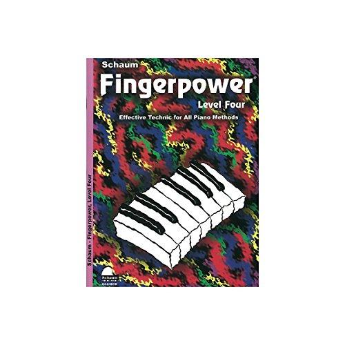 Schaum Fingerpower Book Level 4