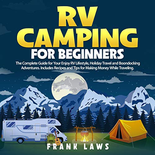 RV Camping for Beginners cover art