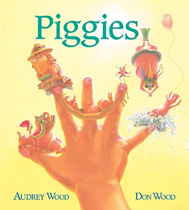 Piggies (Board Book)