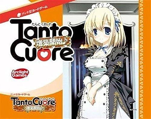 productos creativos Japanime Games Tanto Cuore Expanding Expanding Expanding the House Card Game by Japanime Games  Sin impuestos