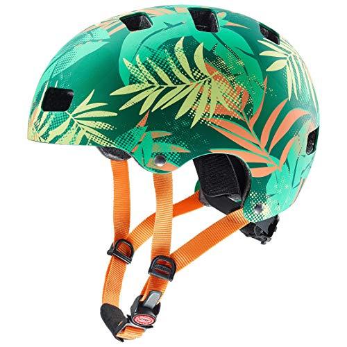 Uvex Fahrradhelme für Kinder, Grün, 55-58