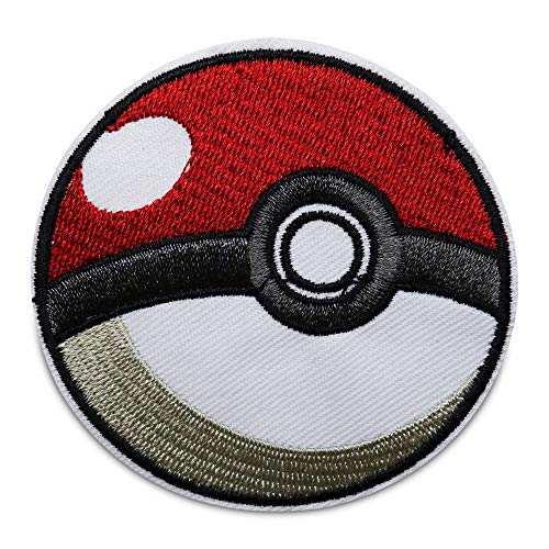 Finally Home Pokeball Pokemon Go-patch om op te strijken | patches, strijkpatch, patch, patch