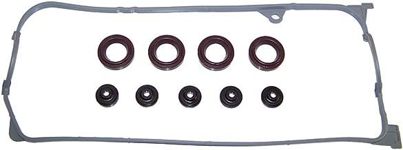 DNJ VC220G Valve Cover Gasket Set W/Grommets for 2001-2005 / Honda/Civic / 1.7L / SOHC / L4 / 16V / 1668cc, 1700cc / D17A1, D17A2, D17A6, D17A7