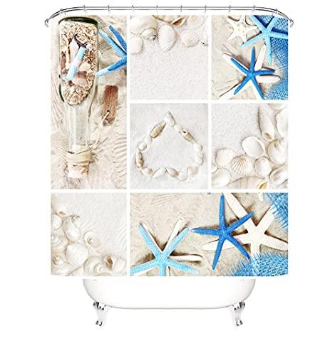 3D Duschvorhang Gelber Mais Muster Waschbar Badewanne Vorhang 12 C-förmigen Kunststoffhaken Wasserdicht duschvorhänge ,für Badewanne & Bathroom Dekoration-240x200cm