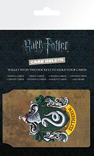 GB Eye LTD, Harry Potter, Slytherin, Porte Carte