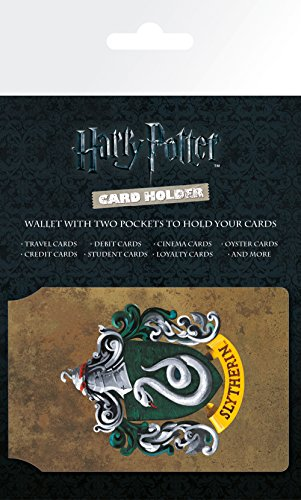 GB Eye LTD, Harry Potter, Slytherin, Tarjetero