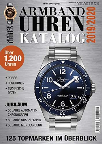 Armbanduhren Katalog 2019