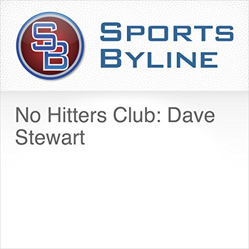 No Hitters Club: Dave Stewart audiobook cover art
