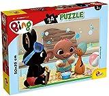 Lisciani Giochi- Bing PIC Nic Gicoco per Bambini-Puzzle, 24 Pezzi, Multicolore, 77977