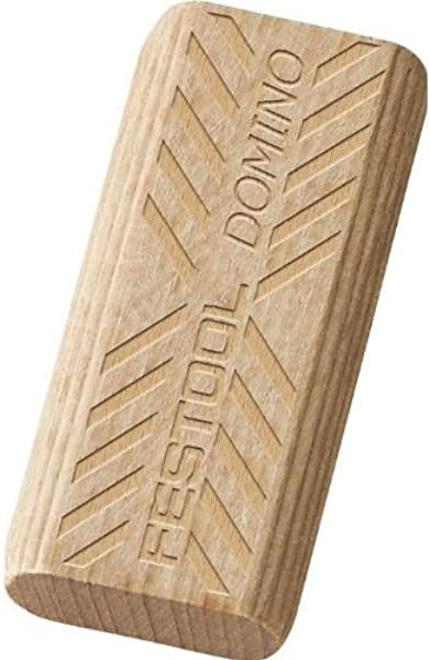 Festool 493300 Domino Tenon Beech Wood 10 X 24 X 50mm 510 Pack