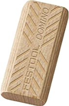 Festool 493298 Domino Tenon, Beech Wood, 8 X 22 X 40mm, 780-Pack
