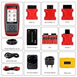 XTOOL X100 Pro2 Auto Key Programmer Immobilizer Mileage OBDII Diagnostic Tool Code Scanner with EEPROM