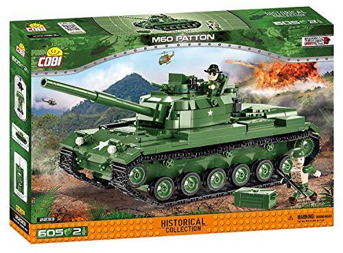 COBI Maqueta Tanque M60 Patton. Historical Collection. Mod 2233.