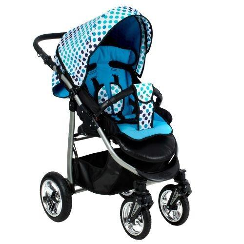 Adbor MIO Buggy special edition Farbe Nr. L04 blau