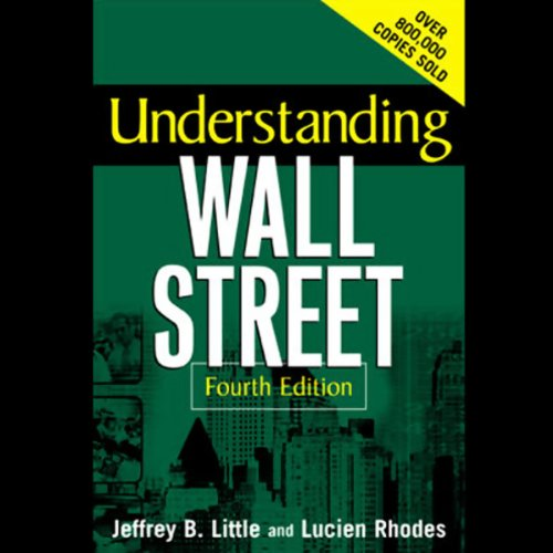 Understanding Wall Street audiobook cover art