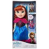 Jakks Pacific Disney Frozen Anna 35cm. Ana y Sven con Set de Té para Dos. Tea Time...