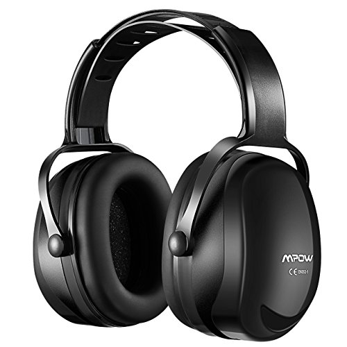 Mpow [Upgraded] Noise Reduction Safety Ear Muffs, SNR 36dB...