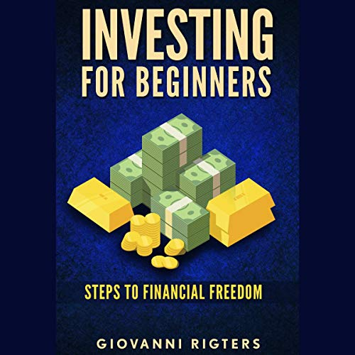 Investing for Beginners: Steps to Financial Freedom cover art