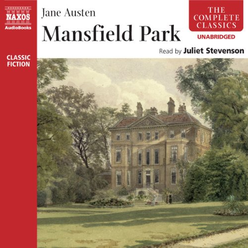 Mansfield Park (Naxos Edition) audiobook cover art