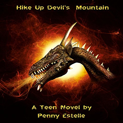 Hike up Devil's Mountain audiobook cover art