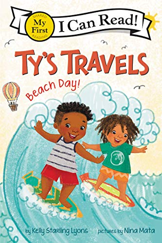Ty's Travels: Beach Day! (My First I Can Read)
