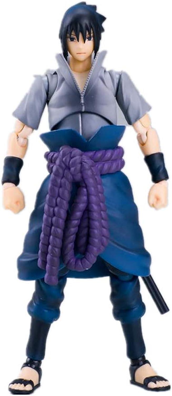 ahorra hasta un 30-50% de descuento ZXCMNB Modelo De De De Juguete Personaje De Artesanía Naruto Sasuke Juguete Estatua Ornamento De Regalo 15 Cm  Venta barata
